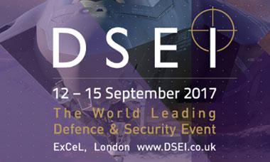 DSEI London, 12/15 September 2017